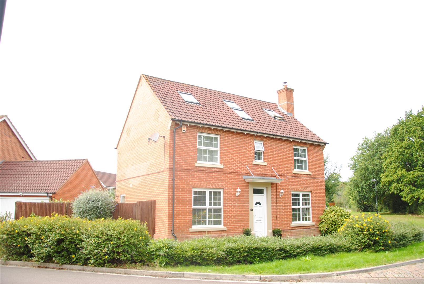 5 Bedrooms Detached House for sale in Wynwards Road, Swindon
